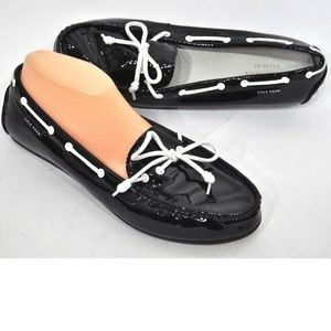 Cole Haan Grand OS Patent Grant Escape Loafers 10B